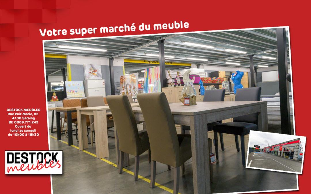 Notre choix de tables et chaises de salle à manger