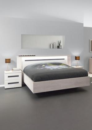 chambre a coucher madelon destock meubles seraing