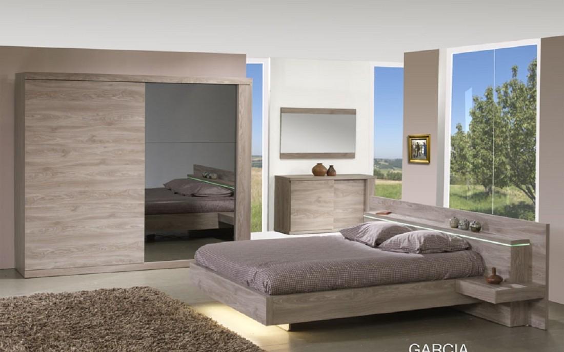 chambre a coucher Garcia destock meuble Seraing