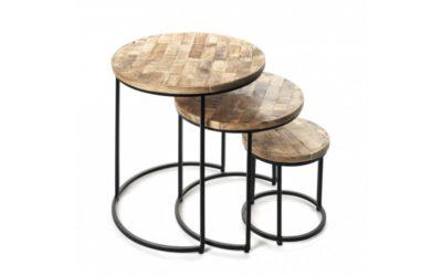 TABLE GIGOGNE LEO