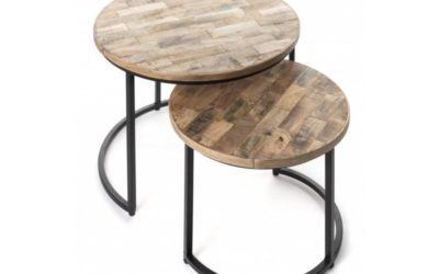 TABLE GIGOGNE LINUS