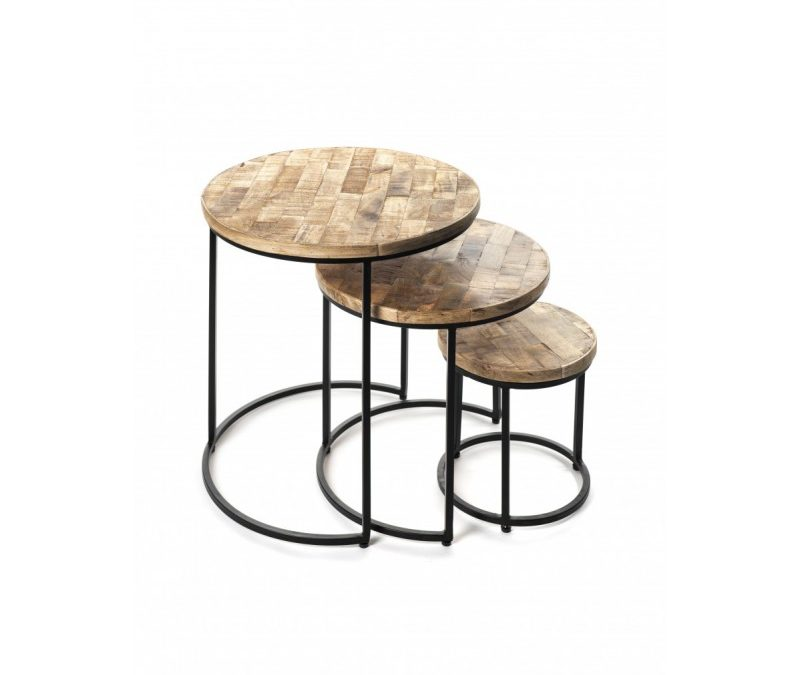TABLE GIGOGNE LEO